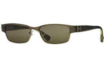 Dakota Smith Anthem SEDS ANTH06 Progressive Prescription Sunglasses SEDS ANTH065445 BN - Frame Color: Brown, Lens Diameter: 54 mm