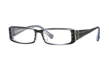 Dakota Smith Confidence SEDS CONI00 Progressive Prescription Eyeglasses - Midnight SEDS CONI005435 BL