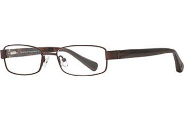 Dakota Smith Determination SEDS DETE00 Single Vision Prescription Eyewear - Brown SEDS DETE005035 BN