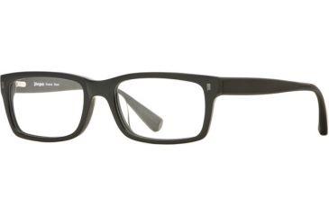 Dakota Smith Elusive SEDS ELUS00 Single Vision Prescription Eyeglasses - Black SEDS ELUS005445 BK