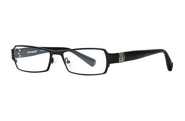 Dakota Smith Fury SEDS FURY00 Eyeglass Frames - Black SEDS FURY005445 BK