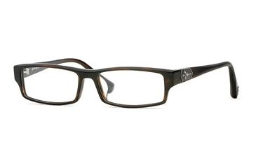 Dakota Smith Identity SEDS IDEN00 Eyeglass Frames - Root Beer SEDS IDEN005240 SV