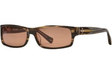 Dakota Smith Impulse SEDS IMPU06 Progressive Prescription Sunglasses SEDS IMPU065935 BNL - Frame Color: Chestnut, Lens Diameter: 59 mm, Lens Diameter: 61 mm