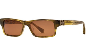 Dakota Smith Instinct SEDS INSN06 Single Vision Prescription Sunglasses SEDS INSN065445 BN - Frame Color: Brown, Lens Diameter: 54 mm, Lens Diameter: 57 mm