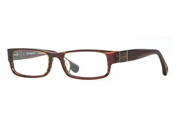 Dakota Smith Intensity SEDS INTE00 Progressive Prescription Eyeglasses - Brown SEDS INTE005240 BN