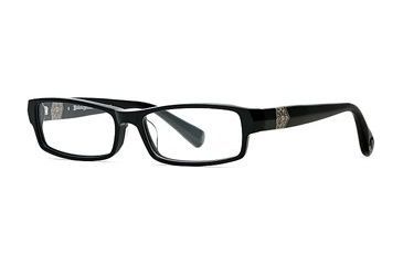 Dakota Smith Spirit SEDS SPIR00 Eyeglass Frames - Black SEDS SPIR005545 BK