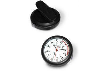 Dakota Watches Nurse Clip, Black Plastic 3794-4