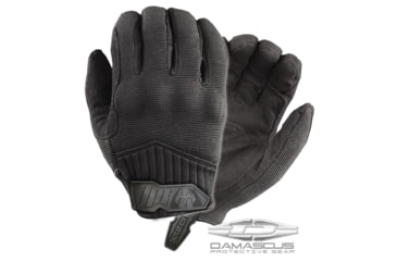 Damascus Protective Gear ATX65 Unlined Hybrid Duty Gloves, X-large, Black ATX65XLG