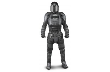 Damascus Protective Gear DFX2 IMPERIAL Elite Upper Body Protection System, Medium/Large, Black DFX2MEDLG