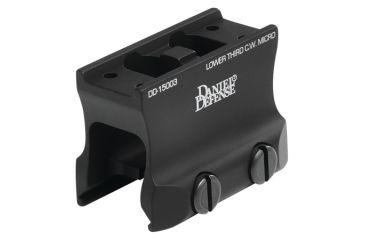 Daniel Defense Aimpoint Low-Profile Micro Mount For Flat Top Upper Receiver