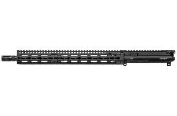 1-Daniel Defense DDM4 V11 Upper Receiver Group 5.56 NATO 16 Inch Government Profile Barrel SLiM Rail 15.0 Black 23-151-02197047