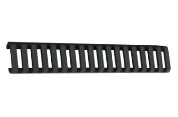 Daniel Defense Low Profile Ladder Rail Covers Black Package Of Three DD-0010-BK