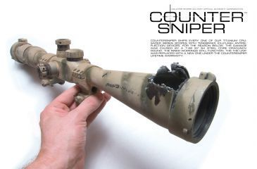 Countersniper Optics 2X16 30mm DOH328