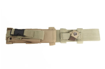 Dark Ops Doh144 Tan Nylon Sheath for Black Raven