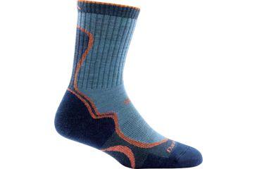 5ab987fdf3ee4 Darn Tough Hike/Trek Light Hiker Micro Crew Light Cushion Sock - Women's,  Denim