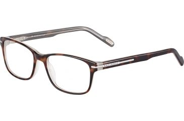 f69d9a0913c9 Davidoff 91048 Prescription Eyeglasses, Brown Havana Frame, 91048-4096