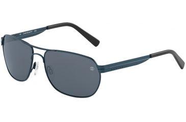 Davidoff No. 97331 Sunglasses - Blue Frame and Grey Lens 97331-559