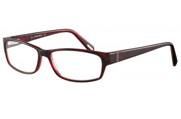 Davidoff No. 91024 Eyeglasses - Brown Frame and Clear Lens 91024-6270
