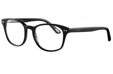 Davidoff No. 91026 Eyeglasses - Black Frame and Clear Lens 91026-8840
