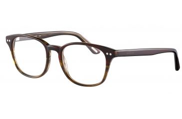 Davidoff No. 91026 Eyeglasses - Red Frame and Clear Lens 91026-6445