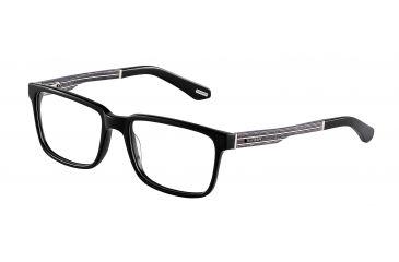 Davidoff No. 92010 Eyeglasses - Black Frame and Clear Lens 92010-8840