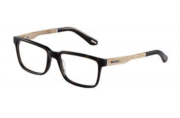 Davidoff No. 92010 Eyeglasses - Brown Frame and Clear Lens 92010-8940