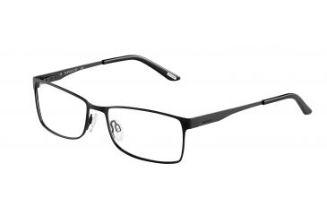 Davidoff 93039 Progressive Prescription Eyeglasses - Black Frame and Clear Lens 93039-610PR
