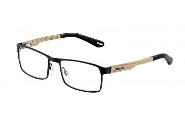 Davidoff No. 93041 Eyeglasses - Black Frame and Clear Lens 93041-610