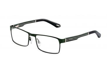 Davidoff No. 93041 Eyeglasses - Green Frame and Clear Lens 93041-410