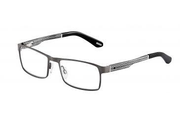 Davidoff No. 93041 Eyeglasses - Grey Frame and Clear Lens 93041-420