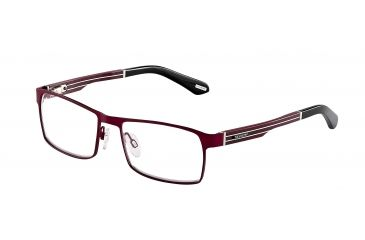 Davidoff No. 93041 Eyeglasses - Red Frame and Clear Lens 93041-210