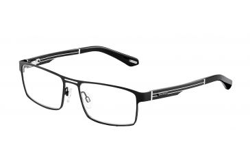 Davidoff No. 93042 Eyeglasses - Black Frame and Clear Lens 93042-610