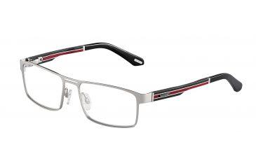 Davidoff No. 93042 Eyeglasses - Silver Frame and Clear Lens 93042-100
