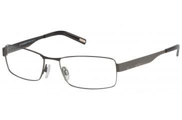 Davidoff 95065 Progressive Prescription Eyeglasses - Grey Frame and Clear Lens 95065-479PR
