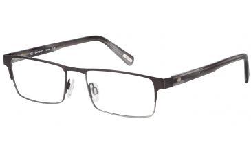 Davidoff 95092 Bifocal Prescription Eyeglasses - Grey Frame and Clear Lens 95092-538BI