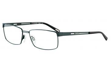 Davidoff 95098 Progressive Prescription Eyeglasses - Blue Frame and Clear Lens 95098-575PR