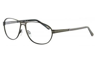 Davidoff 95099 Bifocal Prescription Eyeglasses - Green Frame and Clear Lens 95099-577BI
