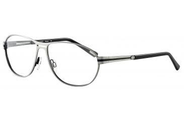 Davidoff 95099 Bifocal Prescription Eyeglasses - Grey Frame and Clear Lens 95099-578BI