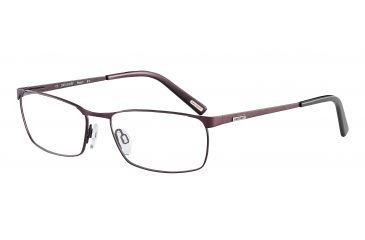 Davidoff 95103 Progressive Prescription Eyeglasses - Red Frame and Clear Lens 95103-582PR