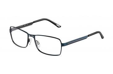 Davidoff 95109 Bifocal Prescription Eyeglasses - Blue Frame and Clear Lens 95109-598BI