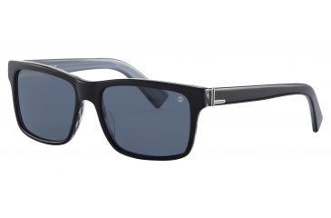 Davidoff 97115 Progressive Prescription Sunglasses - Anthracite Frame and Grey Lens 97115-6117PR