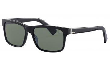 Davidoff 97115 Progressive Prescription Sunglasses - Black Frame and Zeiss Skypol Grey Lens 97115-8840PR