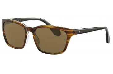 Davidoff 97116 Progressive Prescription Sunglasses - Brown Frame and Brown Lens 97116-6338PR
