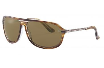 Davidoff 97200 Bifocal Prescription Sunglasses - Brown Frame and Brown Lens 97200-6338BI