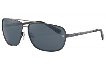Davidoff No. 97324 Sunglasses - Grey Frame and Grey Lens 97324-650