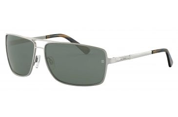 Davidoff 97325 Bifocal Prescription Sunglasses - Silver Frame and Zeiss Skypol Grey Lens 97325-110BI