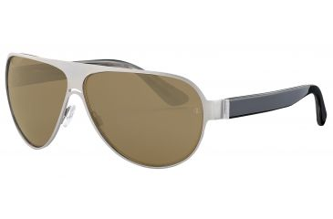 Davidoff No. 97326 Sunglasses - Grey Frame and Brown Silver  Lens 97326-650