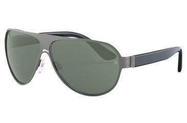 Davidoff No. 97326 Sunglasses - Grey Frame and Zeiss Skylet Grey Lens 97326-420