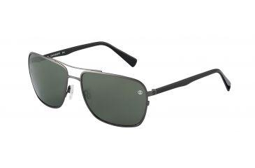 Davidoff No. 97329 Sunglasses - Grey Frame and Grey Green Lens 97329-420