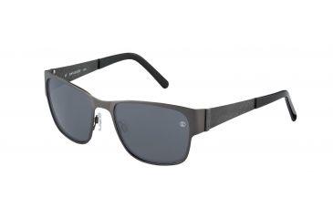 Davidoff No. 97333 Sunglasses - Grey Frame and Zeiss Skylet Grey Lens 97333-420